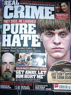 Real Crime Magazine Issue 22 (New) 2017