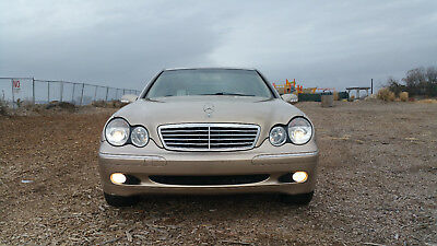 2002 Mercedes-Benz C-Class  2002 Mercedes Benz C240