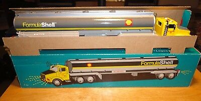 Shell Oil Gas 1993 Silverado Toy Tanker Truck Limited Edition - Mint In Box