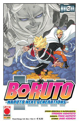 Planet Manga - Boruto Naruto Next Generation 2 - Nuovo !!!