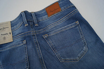Jean 29 60Eur Taille Jeans À 99 Piccadilly Pepe 38 Bleu UMzpSV