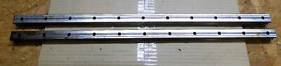 THK Linear Rail SR25W2UU1+640L Set of 2