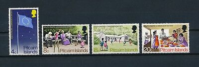 Pitcairn 123-6 MNH, South Pacific Commission, 1972