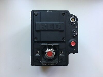RED Epic-X 5k Cinema Camera (RED Certified) - Low Hours Count - w/ Case