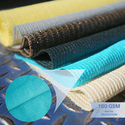 Dark GreenCustomize 12FT DIY Fabric Roll Shade Cloth Fence Windscreen Privacy UV
