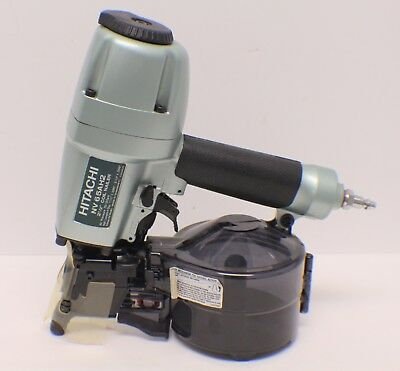 "Hitachi Nv 65Ah2 1-1/2"" - 2-1/2"" Coil Siding Nailer - New"