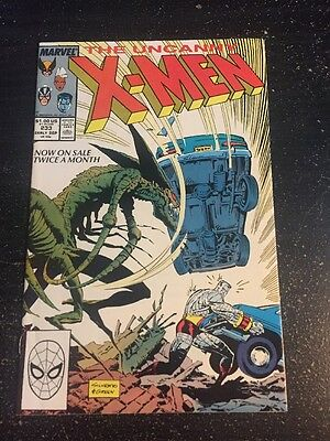 UNCANNY X-MEN #237 NEAR MINT 1988 UNREAD COPY #R-522