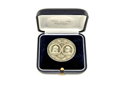 Medaille 150 Jahre  PATEK PHILIPPE 150th  year Silver Coin