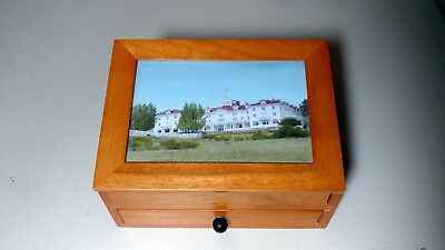 Wooden Keepsake - Memory Box