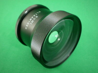 Rare Rumi Ultrawider Lens for Close Up Photo Made in Japan