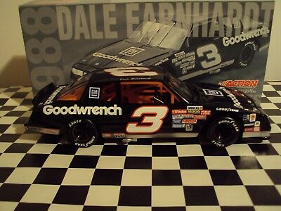 Dale Earnhardt 1/24 #3 GM Goodwrench 1988 Monte Carlo RCCA #1426 of 2,005 RARE!