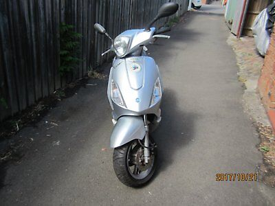 Vespa Fly Scooter 13,440 On the Clock