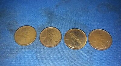 1912s 1913s 1914s 1926s lincoln cents all high grade lot one price no reserve.