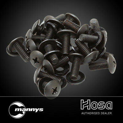 Hosa RMC-180 Rack Mounting Hardware (24 Screws & Washers)