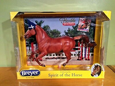 Breyer Flexible #1722 - World Cup Champion & Usef Horse Of The Year