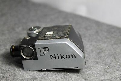 Vintage Nikon F Viewfinder Photomic