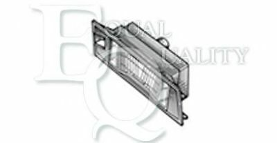 FT0015 EQUAL QUALITY Luce Fanale targa posteriore FIAT PUNTO (188) 1.2 60 (188.0