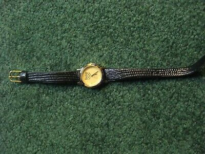Never Used ~ Ladies  ~ Vintage Kodak Olympic Promotional Watch ~ Ships Free