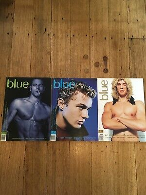 (Not Only)Blue magazines