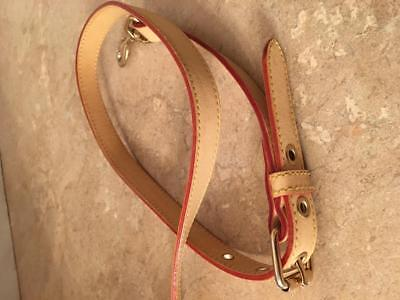 Dooney & Bourke Leather Replacement Strap Clip On 35""