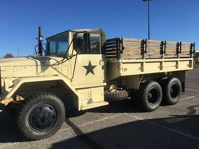 1972 Other Makes G80  1972 M35 6x6 2 1/2 ton truck