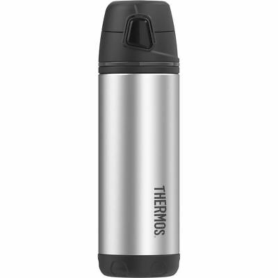 Thermos Element5® Stainless Steel, Insulated Double Wall Backpack Bottle - Black