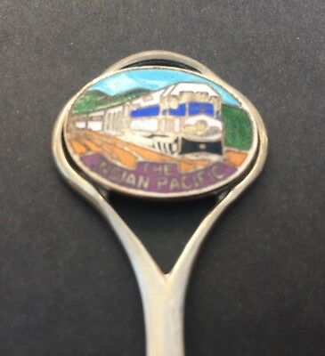 Circa 1970's Indian Pacific Railway Collector Spoon . In good condition.