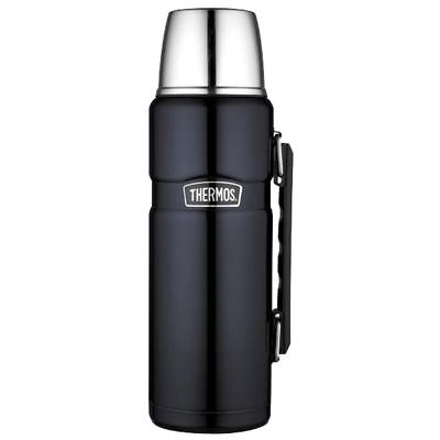 Thermos Stainless King™ Vacuum Insulated Beverage Bottle - 40 oz. - Stainless St