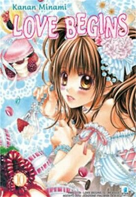 Manga - Star Comics - Love Begins 10 - Nuovo !!!