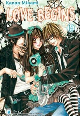 Manga - Star Comics - Love Begins 14 - Nuovo !!!