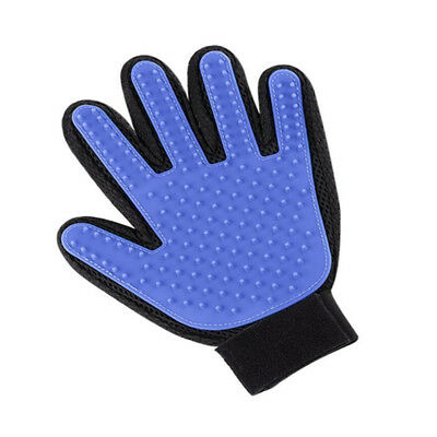 Cleaning Brush Magic Glove Pet Dog Cat Massage Gentle Efficient Pet Grooming Dog