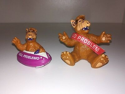 Alf BULLY Figuren 2x No Problem Sammlung