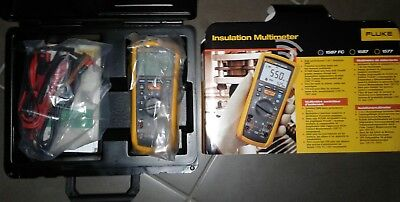 Brand New Fluke 1587 FC Multimeter with Fluke Connect