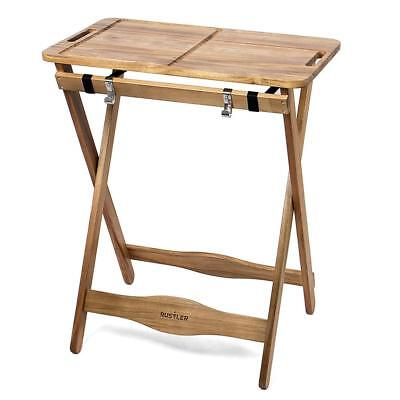 Rustler Table de travail / préparation - Table d'Appoint pliante - Table de...