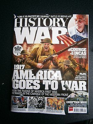History Of War Magazine Issue 39 (new) 2017