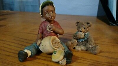 All Gods Children M Root Limited Edition 1995 Donnie & Dinky