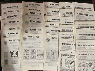 antique vintage lot 32 matchbox magazine newsletters rare issues between 176 207