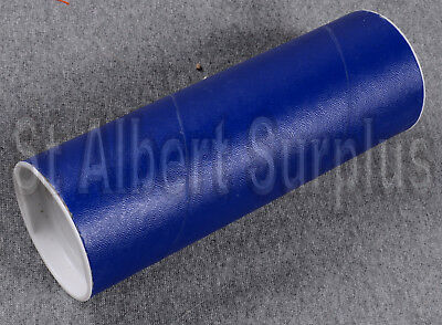 """10 CARDBOARD SHIPPING MAILING TUBES - 2.25"""" x 7"""" - CASE & END CAPS - 483/SHP"""