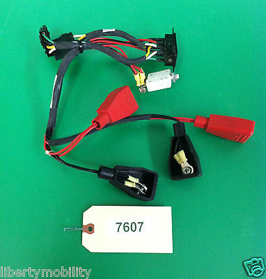 Battery Wiring Harness for Rascal 312 Turnabout Power Wheelchair  #7607