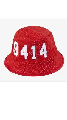 ... Bucket Hat Cap Small Medium.  49.44 Buy It Now 3d 23h. See Details.  Supreme 20Th Anniversary Mesh Crusher - Red 39b63a9511e7