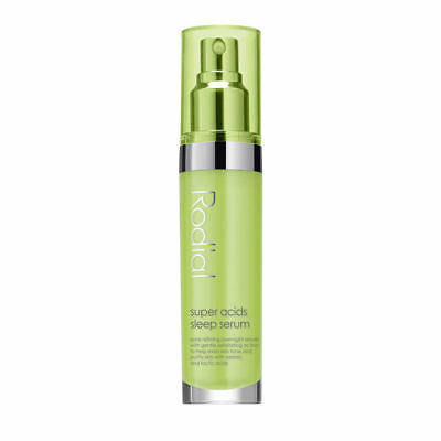 RODIAL - SUPER ACIDS SLEEP SERUM, 30 ml - in box - ¡ganga!