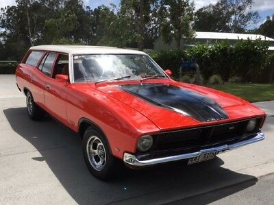 XB Wagon 351, 5speed, has rego and will have RWC