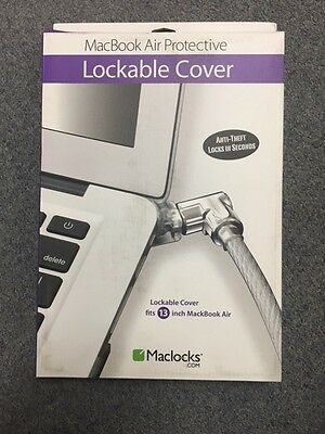 MACLOCKS MacBook Air 13-inch Protective Lockable Cover