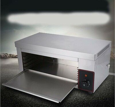 Commercial 1500W Multi-function Stainless Steel Benchtop Electric Toaster Ovens*