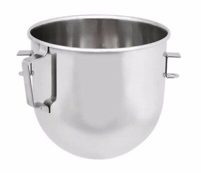 Brand New Globe 8 Qt SP8 Mixer Stainless Steel Mixing Bowl