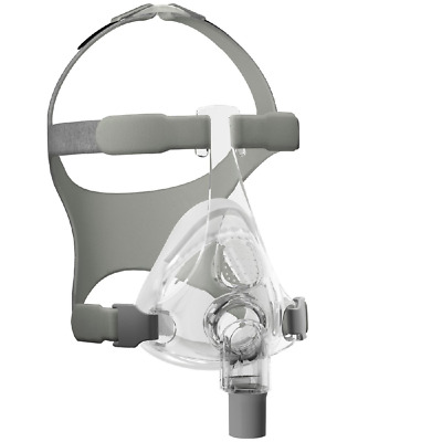 Simplus Full Face CPAP Mask with Headgear (Size M/M)