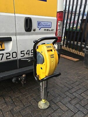 2015 Atlas Copco Cobra Tte 2 Stroke Petrol Breaker 2015 Rrp£2640 Fully Serviced