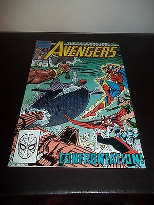 Avengers #319, Thor, Captain America, Iron Man, 1990, See Others & Combine, $3