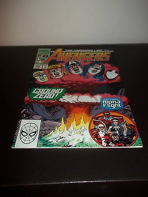 Avengers #323, Thor, Captain America, Iron Man, 1990, See Others & Combine, $3