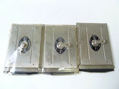 *VERY RARE* Mamiyaflex-C film plate holders THREE Total